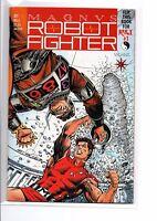 Magnus Robot Fighter #5 (Valiant Comics) (1992) Rai Flip book w/Coupon VF/NM 9.0