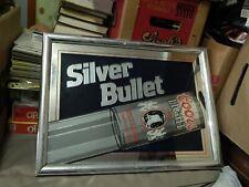 '80s Coors Light ~ Silver Bullet ~ 14.5'' x 19'' ~ [Golden, Co] Bar_Pub ~ Mirror