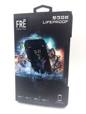 LIFEPROOF FRE IPHONE 8 PLUS 7 NEVE Shock Impermeabile PLUS prova COVER NERO