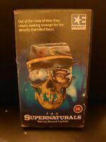 The Supernaturals - Original Small Box Pre Cert VHS Video