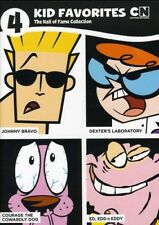 4 Kid Favorites: Cartoon Network: The Hall Of Fame Collection [New DVD] Boxed