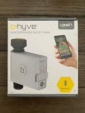 Orbit 21005 B-hyve Bluetooth Hose Faucet Timer Gray Open Box