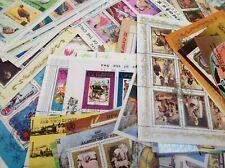 Briefmarken > Motive > Lots & Sammlungen 10 verschiedene Motivblocks Blöcke ##