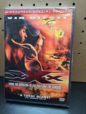 Xxx (Dvd, 2002, Widescreen Special Edition) - Vin Diesel Triple X