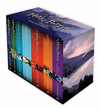 Young Adults Fiction Box Set J.K. Rowling Books for Children