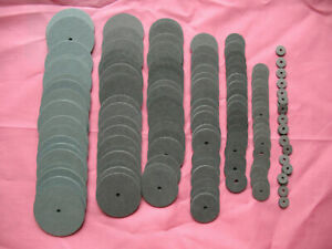 140 MILLBOARD JOINT DISCS 7 SIZES TEDDY BEAR MAKING, DOLL,OR PLUSH