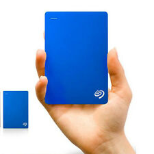 "New Seagae 2.5""  SATA USB3.0  500GB Portable Hard Drive Mobile HDD - Blue"