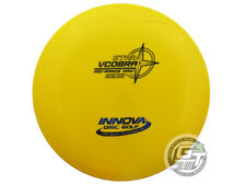New Innova Star Vcobra 180g Bright Yellow Midrange Golf Disc
