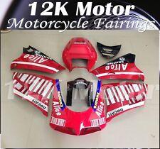 Fit For DUCATI 996 998 S R 99 00 01 02 03 04 Fairing Set Fairings Kit Bodywork 2
