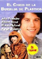 El Chico DE LA Burbuja DE Plastico DVD***NEW***