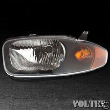 2003-2005 Chevrolet Cavalier Headlight Lamp Clear lens Halogen Left Side