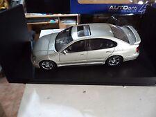 1998 - 2005 Lexus GS 400 Silver LHD Silver AUTOart  70042 1/18 Scale Diecast Ut