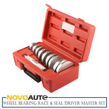 Box(10Pcs) Wheel Bearing Race And Seal Driver Master Set Auto Tool Brand new