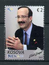 Kosovo 2017 MNH Eliot Engel US Representative 1v Set Politicians Stamps