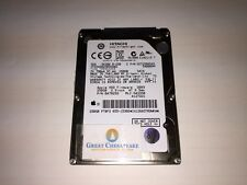 "Apple Hitachi HTS545025B9SA02 250GB Int. 5400RPM 2.5"" PN 0A78252 SATA HD TESTED!"