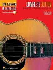 Hal Leonard Guitar Method: Complete Edition by Will Schmid (Mixed media product, 2000)