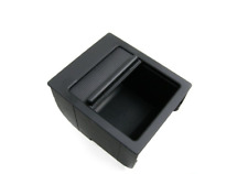 Genuine BMW e39 Center Console Insert Coin Storage Tray Black 5-Series Bin OEM