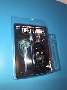 Star Wars Darth Vader Custom Packaged Mini-Figure Sith Apprentice Empire Strikes