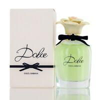Dolce for women by Dolce & Gabbana Eau De Parfum spray 1.6 Oz-New in box