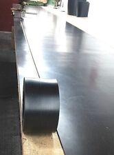 Neoprene Sheet Rubber Strip 18thk X 4 W X 15 Foot Roll 60 Duro
