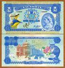 Victoria, Australia, $1, 2018, Limited Private Issue, Possum, Queen Victoria