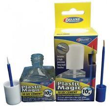 Deluxe Materials AD83 Plastic Magic 10 Sec Cement 40ml