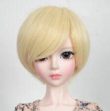 """9-10"""" 1/3 BJD Wig Dollfie DREAM EID LUTS DOD AOD WIG Short Hair"""