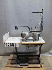 Adler Industrie Nähmaschine Kettenstichnähmaschine 380V #22881