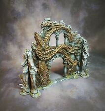 Painted Ophidian Archway - Age Of Sigmar - Warhammer - Scenery