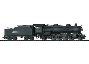 Trix 22591 Steam Locomotive With Trailing Tender Mikado New