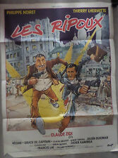 """SUPERBE AFFICHE DU FILM """" LES RIPOUX """" DE CLAUDE ZIDI"""