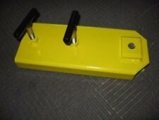 Forklift Clamp On Towing Attachment 1 78 Hitch Ball