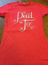 Pearl Jam T-Shirt Size M Pre-owned