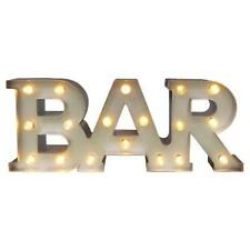 Threshold Bar Marquee LED Light