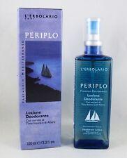L'Erbolario Lotion Déodorant 100ml Periplo Homme Thym Laurier Frais Spray