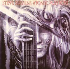 CD - Steve Stevens - Atomic Playboys - #A1589