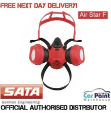 Sata Air Star F Premium Respirator Cartridge Spray Paint Mask -Next Day Delivery
