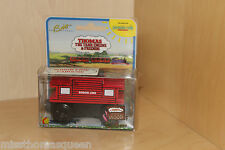 Thomas The Tank Engine Wooden Railway SODOR LINE CABOOSE FLAT MAGNETS Very RARE