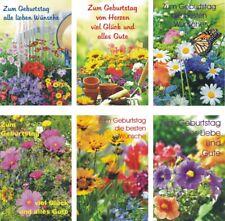 Geburtstagskarten Geburtstagskarte Glückwunschkarten Gru�Ÿkarten - 51-5304