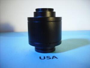 Zeiss Microscope camera port adapter phototube to C-Mount