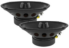 2 DS18 PRO-ZT69 6x9 2 Way Speakers 1100W 4-ohm Pro Car Audio Full Mid Range Bass