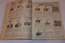 VTG 1955 FISHING SUPPLIES DEALER CATALOG! RODS/REELS/LURES/BOATS/PFLUEGER/ORVIS!