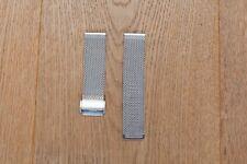 Geckota Milanese mesh bracelet 22mm