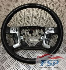 FORD MONDEO MK4 2007-2014 STEERING WHEEL WITH MULTIFUNCTIONS P/NO:7S713600JB3ZHE