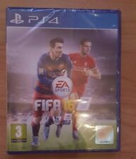 FIFA 16 (Brand New & Sealed) PS4 / Playstation 4