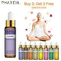 PHATOIL Essential Oil 100% Pure & Natural Aromatherapy Diffuser Fragrance Oils