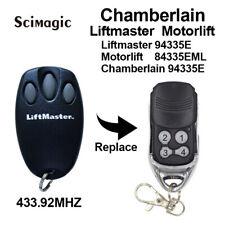Chamberlain Liftmaster 94335E Motorlift 84335E Replace Remote Control 1A5639-7