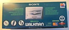 *BRAND NEW IN BOX* SONY WM-EX570 Walkman With Sony MDR-E652 Remote VERY RARE!!!