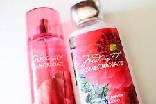 Bath & Body Works Midnight Pomegranate Duo (Retired) Mist & Body Lotion, 8fl oz