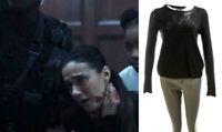 The Passage Dr Lila Kyle Emmanuelle Chriqui Screen Worn Shirt & Pants Ep 109
